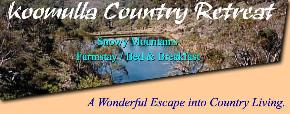 Koomulla Country Retreat - Accommodation Mermaid Beach