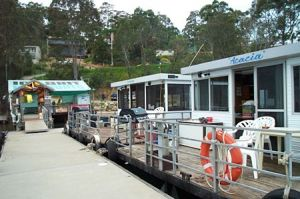 Clyde River Houseboats - Accommodation Mermaid Beach