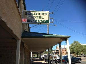 Soldiers Motel - Accommodation Mermaid Beach