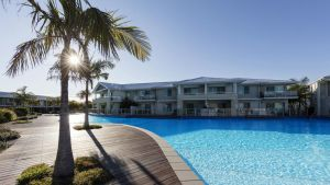Oaks Pacific Blue Resort - Accommodation Mermaid Beach
