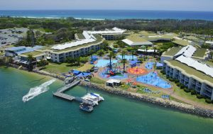 Sea World Resort  Water Park - Accommodation Mermaid Beach