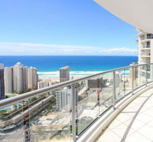 Beach Stay - Ocean  Riverview resort Chevron Renaissance central Surfers Paradise - Accommodation Mermaid Beach