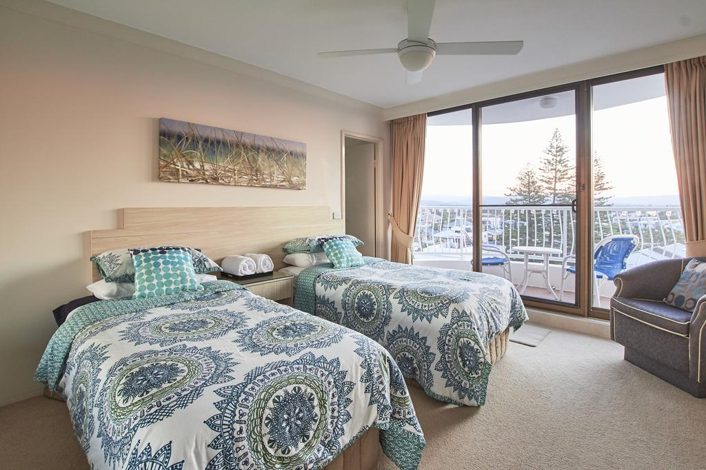 Albatross North Apartments - Accommodation Mermaid Beach